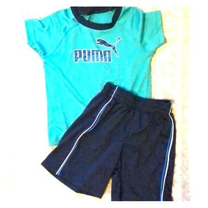 Puma athletic set